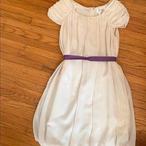 Us Angels Dresses - Chiffon Girl's Dress